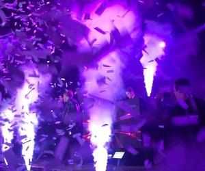 amazing, concert, and confetti image