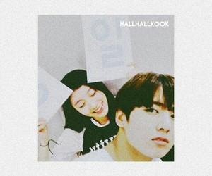 jungkook and halla image