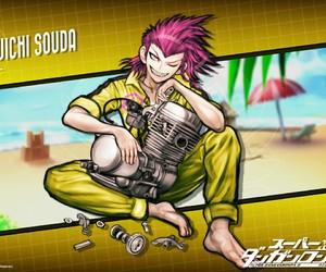 danganronpa, sdr2, and kazuichi soda image
