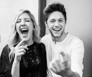 niall horan, Ellie Goulding, and one direction image