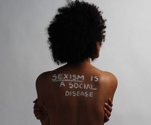 sexism and quote image