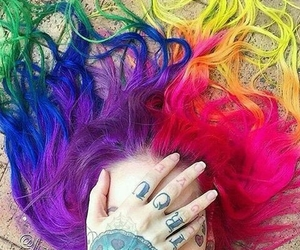 colores, colors, and tattoo image