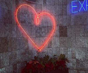 heartbreaker, lights, and neon lights image