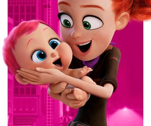 baby, disney, and pink image
