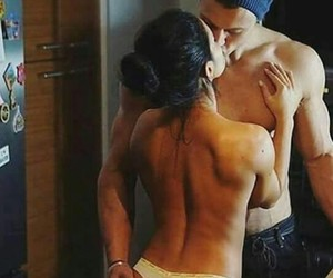 couple, Hot, and morning image