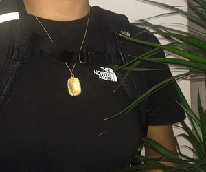backpack, black, and brand image