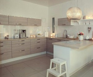 house, idea, and kitchen image
