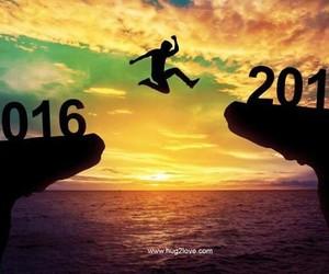 2017, jump, and year image