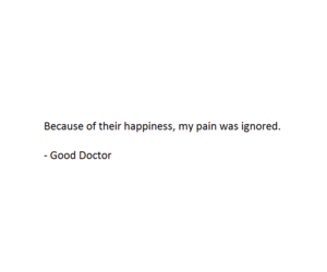 quotes and good doctor image