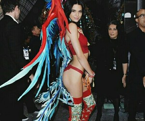 fashion, Victoria's Secret, and kendall jenner image