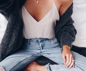 casual, goals, and moda image