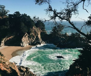 adventure, beautiful, and big sur image