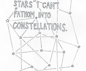 stars, quote, and john green image
