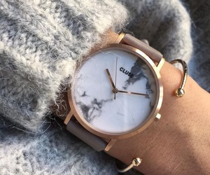 watch, fashion, and marble image