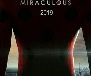 ladybug, miraculous, and movie image