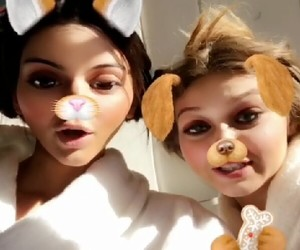 bff, kendall jenner, and girls image
