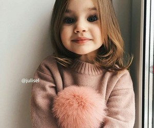 adorable, beautiful, and child image