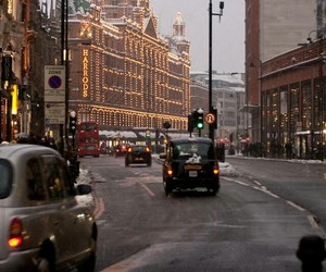 london, city, and harrods image