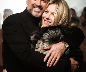 george michael and kate moss image