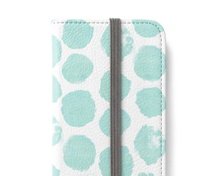 etsy, iphone wallet, and iphone 6plus case image