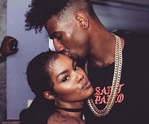 couple, black love, and teyana taylor image