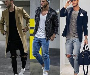 moda, hombre, and perfeccion image