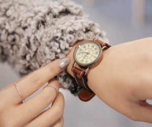 asian, kfashion, and women's accessories image