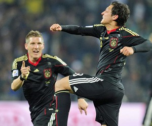 germany, soccer, and south africa image