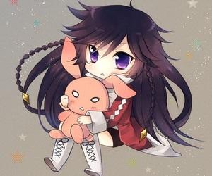 pandora hearts, alice, and anime image