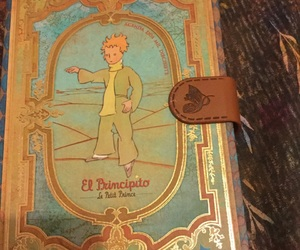 diario, diary, and le petit prince image