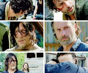 brothers, twd, and thewalkingdead image
