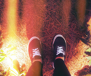 hipster, shoes, and vans image