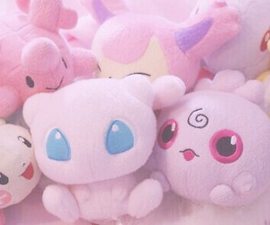 pink, pokemon, and kawaii image