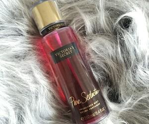 mist, perfume, and victorias secret image