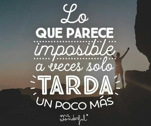 quotes, frases, and imposible image