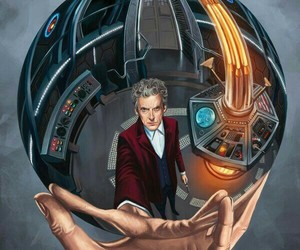 doctor who, doctor, and tardis image
