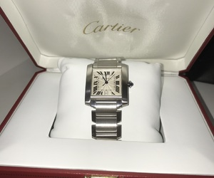 cartier, xmas gift, and tank solo image