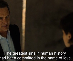 inferno, quote, and tom hanks image