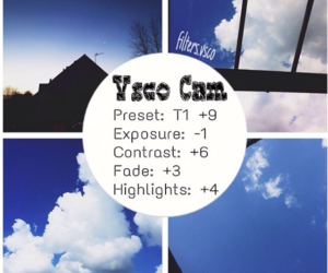 filters, instagram, and vsco cam image