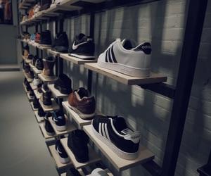 adidas, aesthetic, and amsterdam image