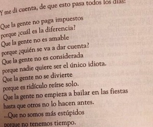 book, text, and frases image