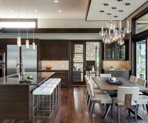 luxury, interior design, and kitchen image