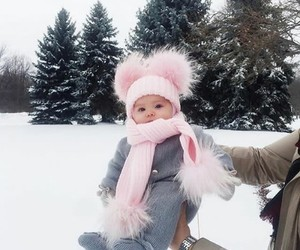 baby, family, and girl image
