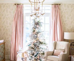beautiful, decor, and christmas image