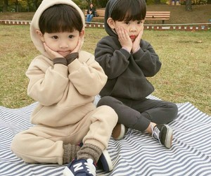 asian kids image