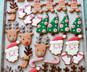 delicious, food, and gingerbread image