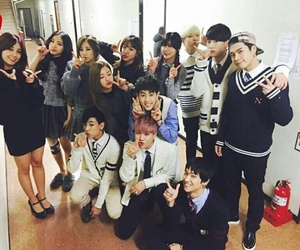 got7, apink, and kpop image
