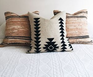 pillow, bedroom, and cozy image