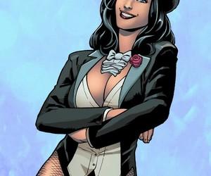 dc comics, batman, and zatanna image