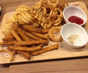 food, potatoes, and yummy image